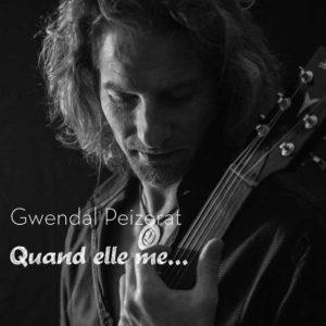 Album CD et livret «Quand elle me…»