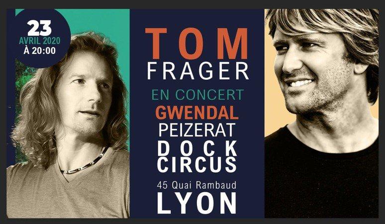 Concert le 23 avril 2020 à Lyon